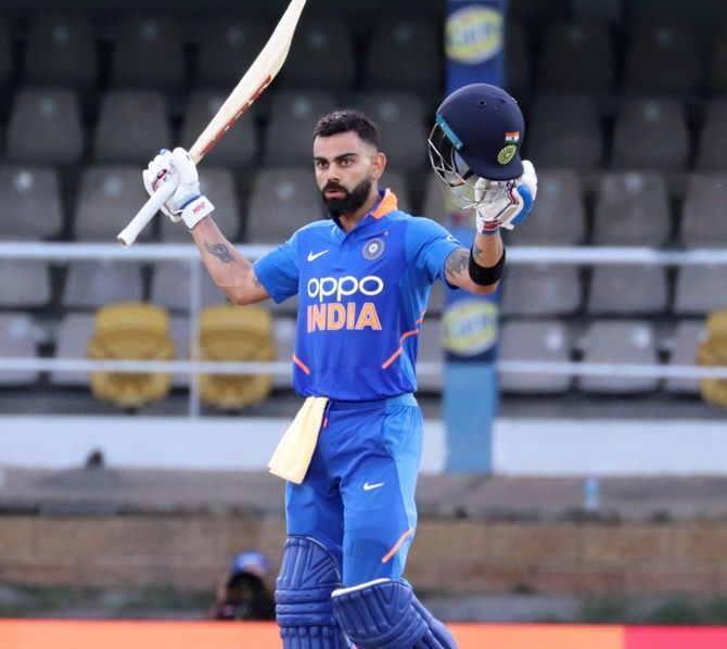 Virat Kohli to step down from T20 captaincy after the T20 world cup